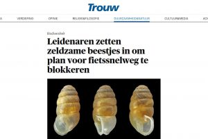Artikel in Trouw